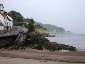 Beach and Harbour at Combe Martin 3