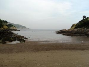 Beach and Harbour at Combe Martin 4